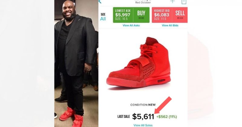 268afa7def487 This Profile EXPOSES Church Preachers Who Wear EXPENSIVE DESIGNER Sneakers
