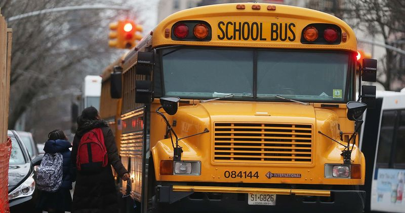 Bus Driver Allegedly Drags Biracial Student Over 100 Yards Deliberately, Mother Calls It Racist Attack