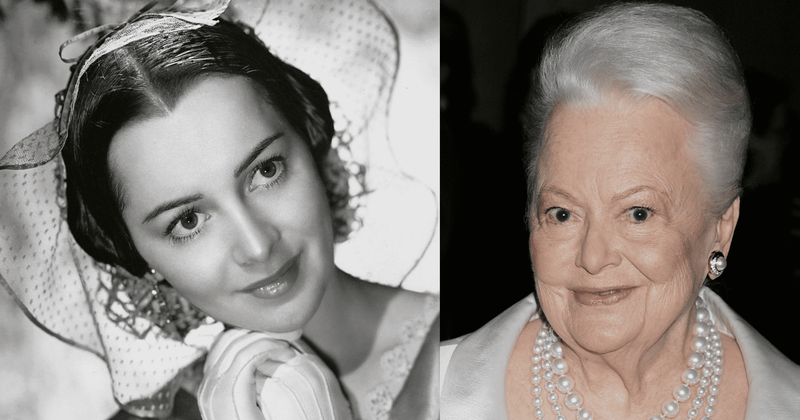 Olivia de Havilland, The Last Surviving Actor Of 'Gone With The ...