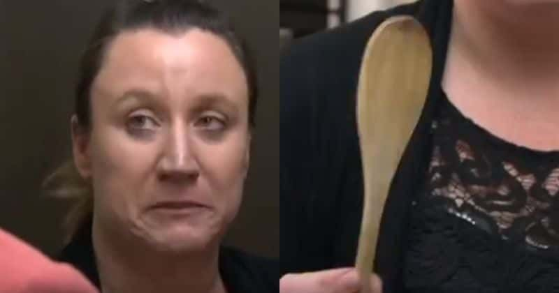 Mother Who Smacked 9 Year Old With Wooden Spoon Fined By Court