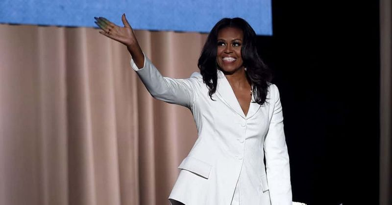 Forever First Lady Michelle Obama Is The World's Most Admired Woman, Poll Reveals
