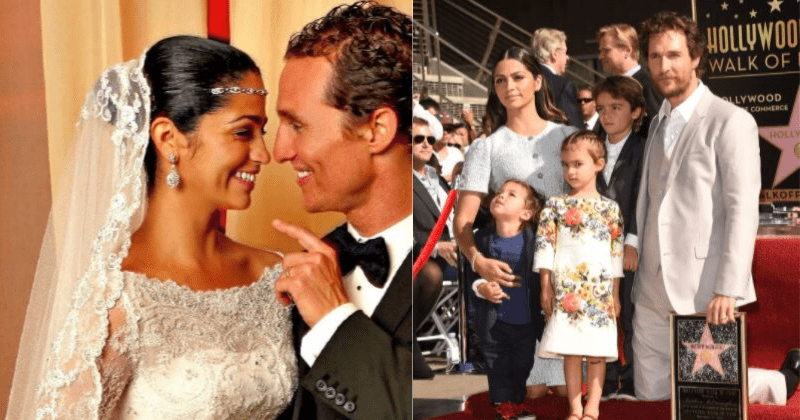 Matthew Mcconaughey Gifts Handwritten Love Poems To His Wife Even