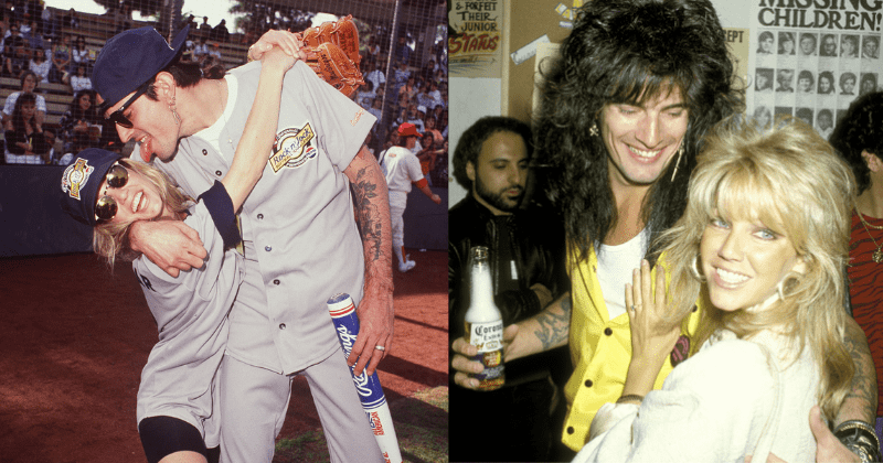 Motley Crue S Tommy Lee Cheated On Wife Heather Locklear With A