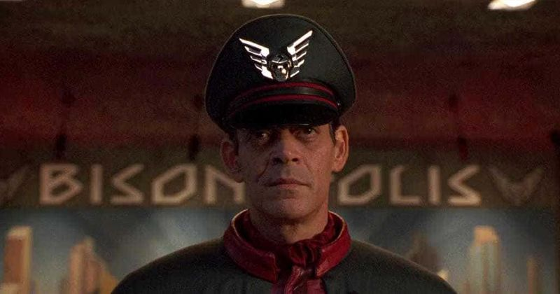 Raul Julia Filmed His Final Movie Street Fighter While He Was In