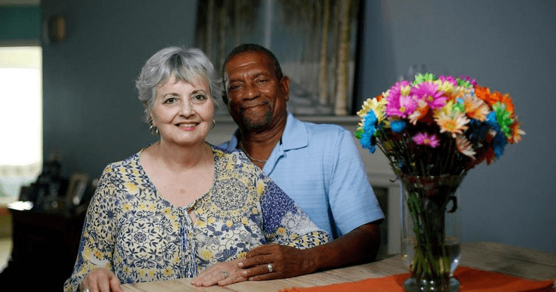 High School Sweethearts Torn Apart by Racist Laws Reunite And Get Married Over 45 Years Later