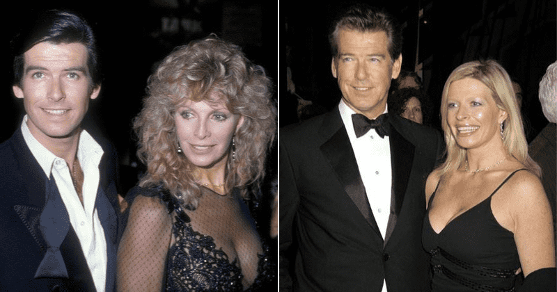 Pierce Brosnan First Lost His Wife To Cancer, Then His Daughter Tragically Suffered The Same Fate
