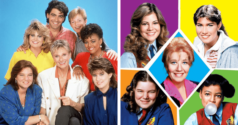 A Christmas Tree Miracle Cast.Iconic Facts Of Life Cast Reunite For Christmas Holiday Movie
