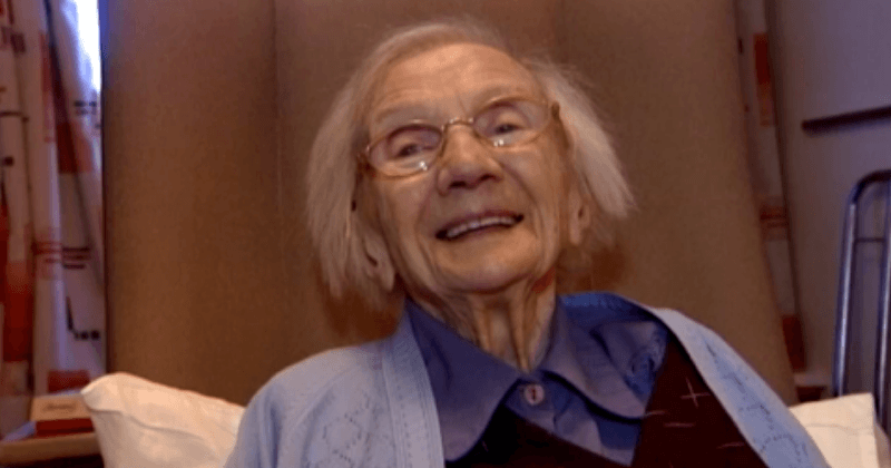 109-Year-Old Who Was One Of The World's Oldest Women Revealed