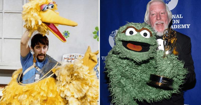 Caroll Spinney Who Played Big Bird And Oscar On Sesame