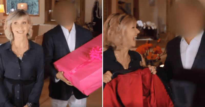 Mystery Man Buys Olivia Newton-John's 'Grease' Jacket For $243,200, And Gifts It Back To Her