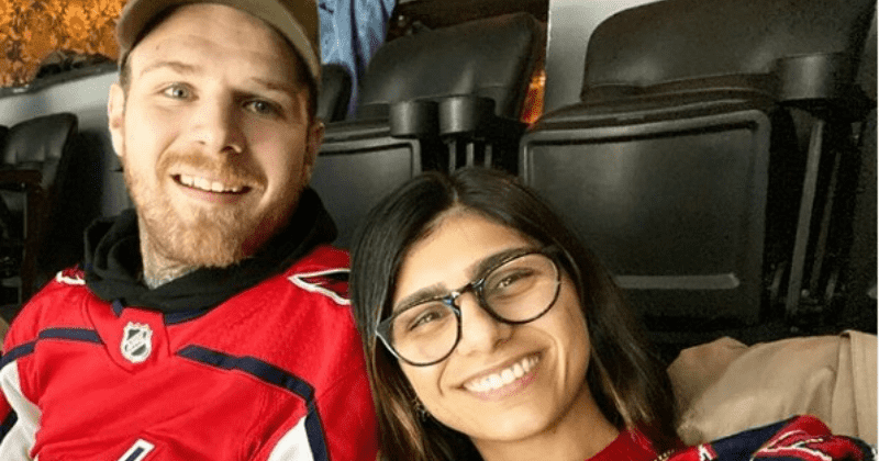 "I Am Your Holiday Treat"": Mia Khalifa Shares Cheeky Picture For ..."
