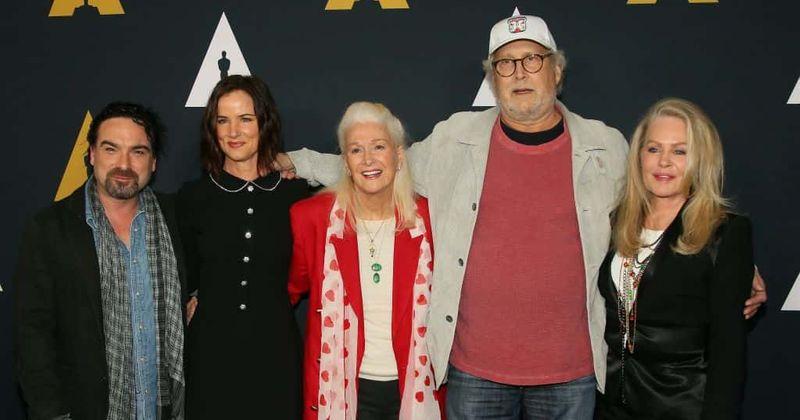 Christmas Vacation' Cast Reunite For