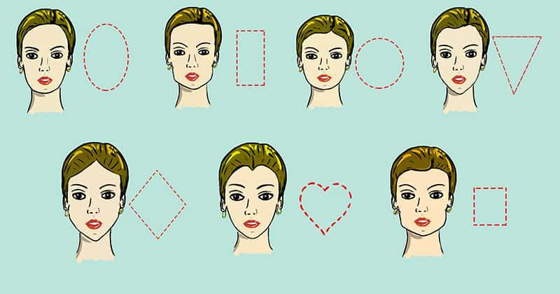 Swell Find Your Face Shape And See What Hairstyles Complement Your Features Schematic Wiring Diagrams Amerangerunnerswayorg