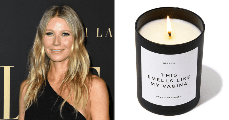 After Releasing A Vagina Candle, Gwyneth Paltrow's Latest Wax Creation Is Orgasm