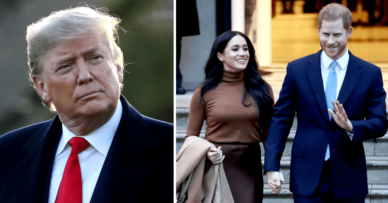 """Meghan Markle Wants To Move To America But Only After """"Misogynistic"""" Trump Leaves Office: Report"""