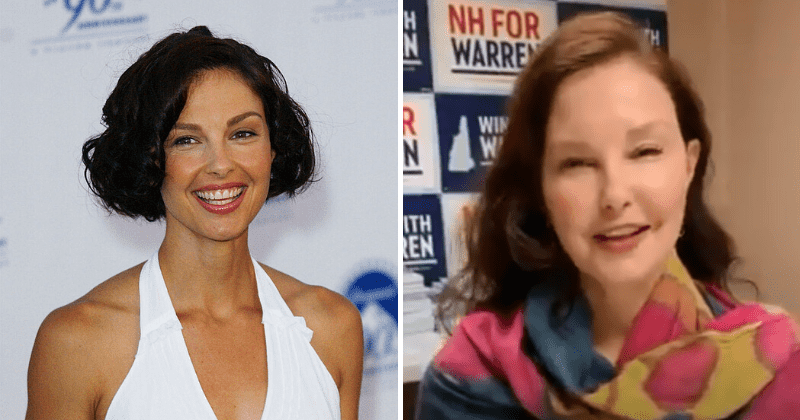 People Are Bullying Ashley Judd Over Her 'Puffy' Face In Recent Appearance