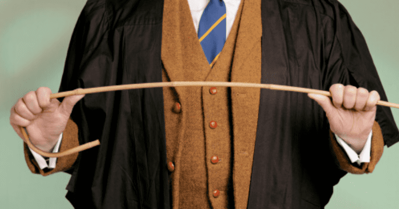 Texas School Brings Back Corporal Punishment, Paddling