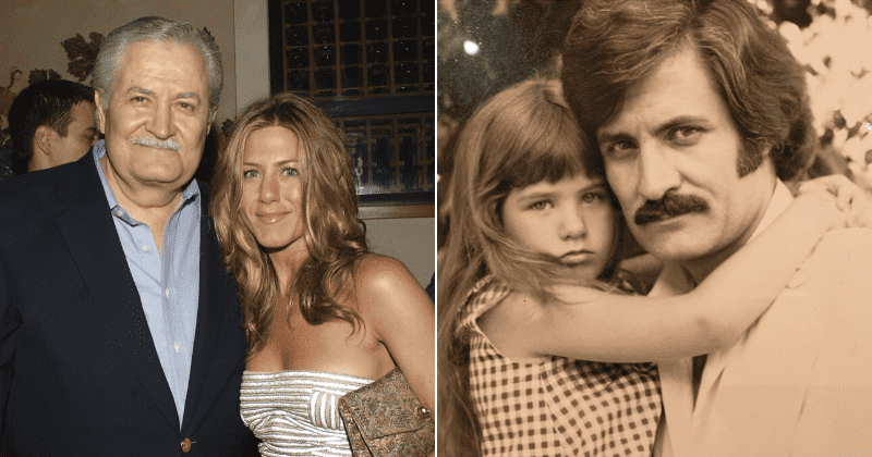 Jennifer Aniston Forgives Her Dad Who Abandoned Her As A Child, And Now  Talks To Him Every Day