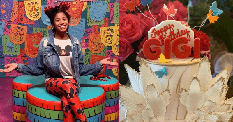 Vanessa Bryant Celebrates What Would Ve Been Her Daughter Gianna S 14th Birthday