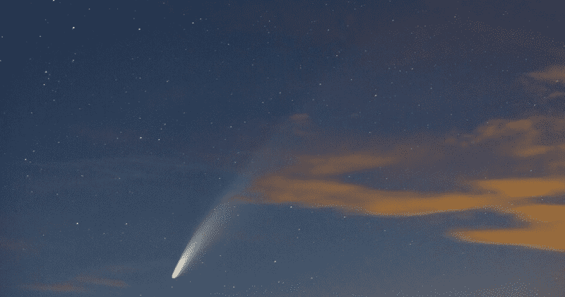 Comet Neowise To Be Visible To The Naked Eye For The First Time In 6,800 Years