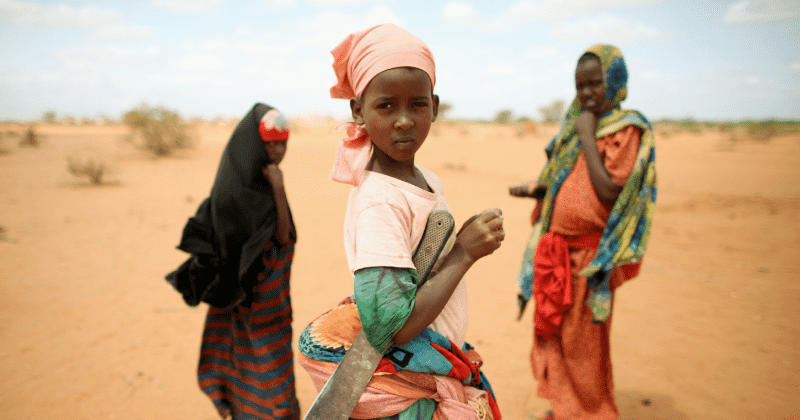 Somalia To Allow Child Marriages After First Menstrual Cycle, Little Girls Can Be Forced To Marry