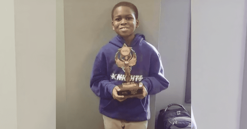 Genius Boy, 12, From Georgia Starts Sophomore Year In College, He Read The  Constitution At 2 Years Old